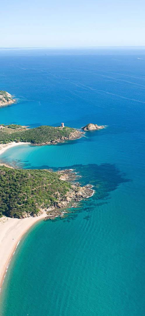 Venir en Corse