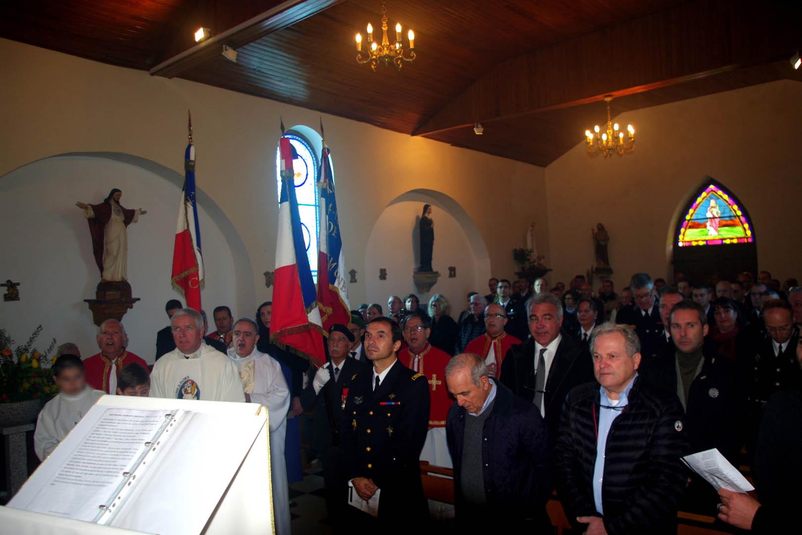 Celebration de la sainte genevieve a sainte lucie de porto - Office tourisme sainte lucie de porto vecchio ...