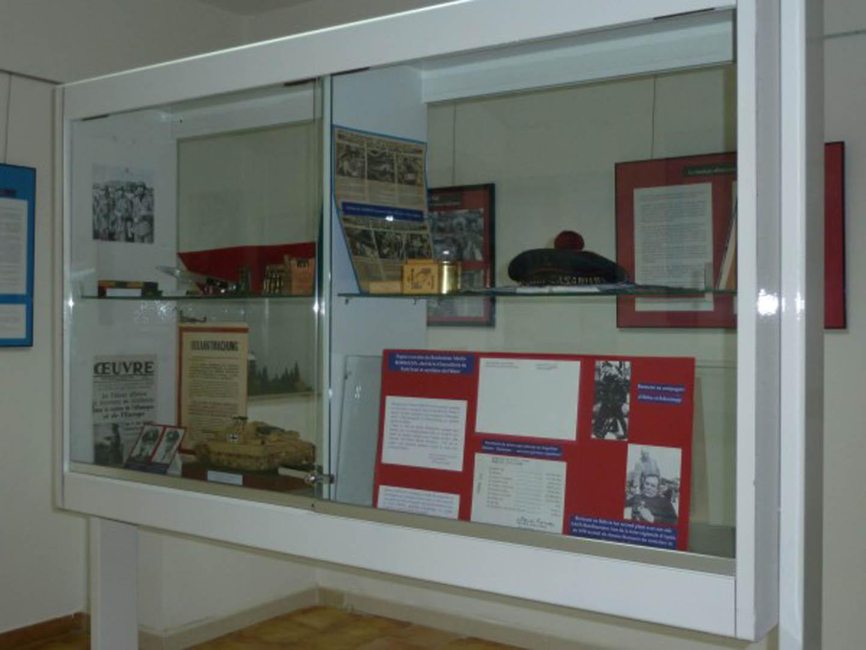 Le Musée de la Résistance en Alta Rocca